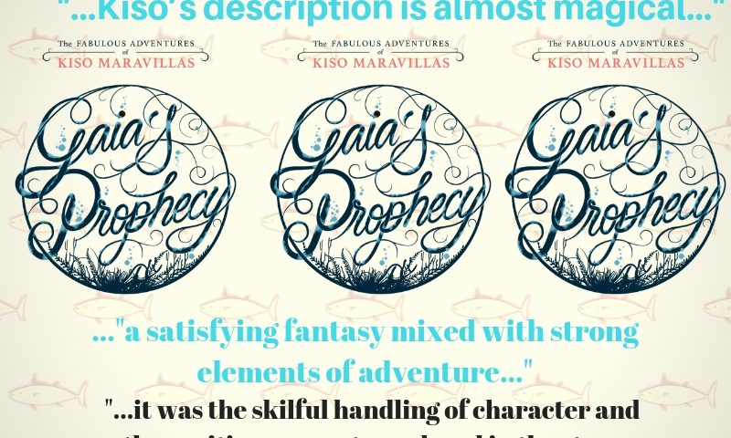 Five Star for Gaia's Prophecy